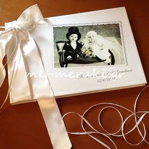 Βιβλία Ευχών Γάμου με Φωτογραφία
