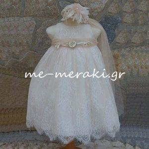 Βαπτιστικά ρούχα κορίτσι ΒΦΚ22