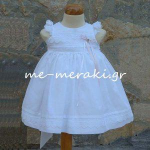Βαπτιστικά ρούχα κορίτσι ΒΦΚ25