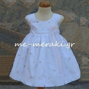 Βαπτιστικά ρούχα κορίτσι ΒΦΚ29