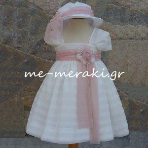 Βαπτιστικά ρούχα κορίτσι ΒΦΚ31