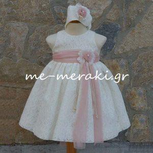 Βαπτιστικά ρούχα κορίτσι ΒΦΚ32