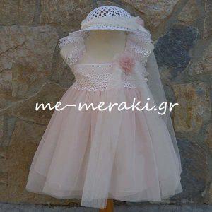 Βαπτιστικά ρούχα κορίτσι ΒΦΚ34