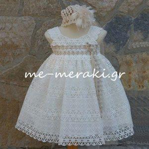 Βαπτιστικά ρούχα κορίτσι ΒΦΚ36