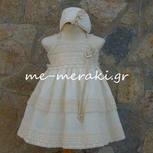 Βαπτιστικά ρούχα κορίτσι ΒΦΚ37