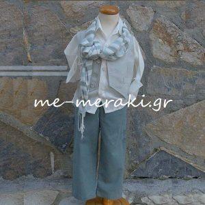 Βαπτιστικά ρούχα αγόρι ΒΚΑ31