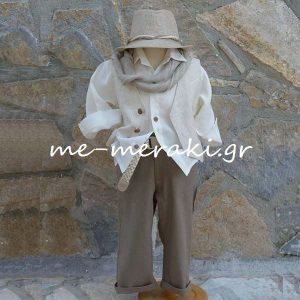 Βαπτιστικά ρούχα αγόρι ΒΚΑ34