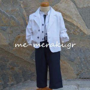 Βαπτιστικά ρούχα αγόρι ΒΚΑ35