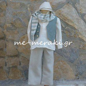 Βαπτιστικά ρούχα αγόρι ΒΚΑ37