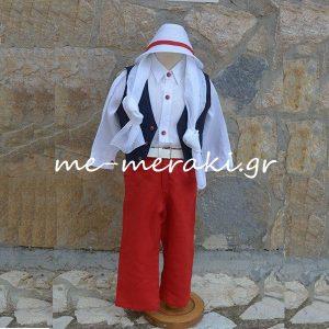 Βαπτιστικά ρούχα αγόρι ΒΚΑ38