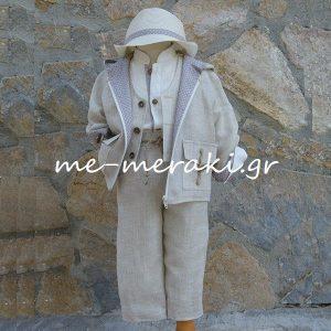 Βαπτιστικά ρούχα αγόρι ΒΚΑ39