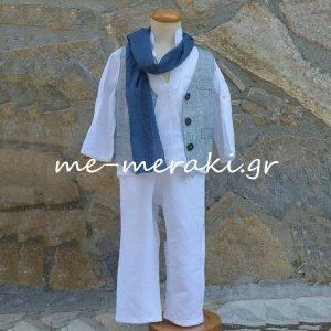 Βαπτιστικά ρούχα αγόρι ΒΚΑ43