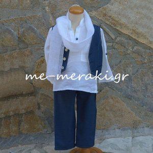 Βαπτιστικά ρούχα αγόρι ΒΚΑ44