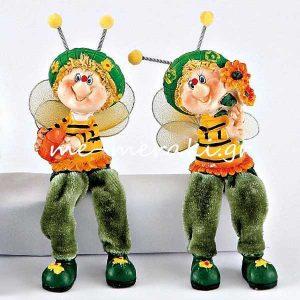 Μελισσούλες για Μπομπονιέρες Βάπτισης