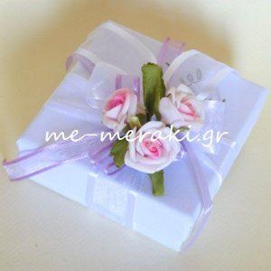 Μπομπονιέρα Γάμου Κουτί Κ10028