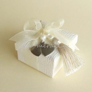 Μπομπονιέρες Γάμου Κουτί Κ10052-Α