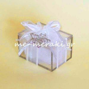 Μπομπονιέρες Γάμου Κουτί Κ10062