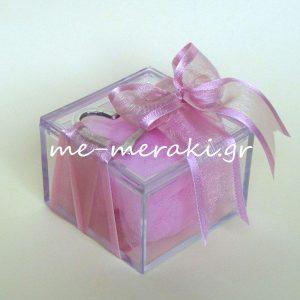 Μπομπονιέρα Γάμου Κουτί Κ10078