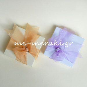Μπομπονιέρα Γάμου Κουτί Κ104