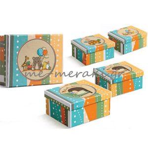 Κουτιά για μπομπονιέρες ΚΤ30