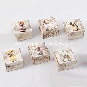 Κουτιά για μπομπονιέρες ΚΤ56