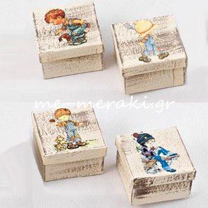 Κουτιά για μπομπονιέρες ΚΤ57-Α