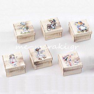 Κουτιά για μπομπονιέρες ΚΤ58