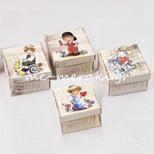 Κουτιά για μπομπονιέρες ΚΤ59-Β