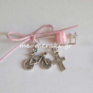 Μαρτυρικά Βάπτισης Ιδιαίτερα Ποδήλατο