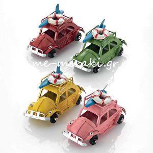 Αυτοκίνητα Μεταλλικά για Μπομπονιέρες