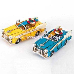 Αυτοκίνητα Ρετρό για Μπομπονιέρες
