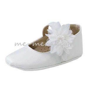 Παπούτσια Αγκαλιάς Βάπτισης Κορίτσι