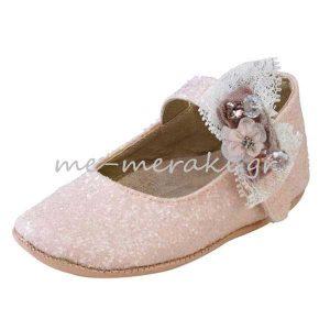 Παπούτσια Αγκαλιάς με Glitter