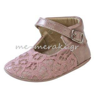 Παπούτσια Αγκαλιάς Κορίτσι ΠΑΚΟ1014