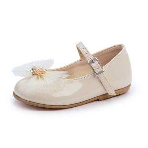 Παπούτσια για Βάπτιση Λουστρίνι