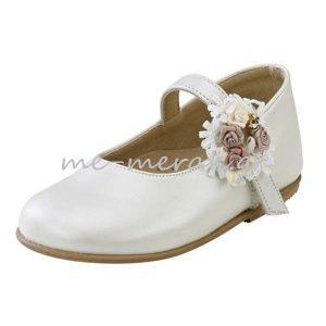 Παπούτσια Βάπτισης Κορίτσι ΠΑΚΟ18