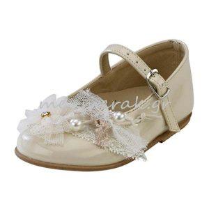 Παπούτσια Βάπτισης Κορίτσι ΠΑΚΟ34
