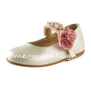 Παπούτσια Βάπτισης Κορίτσι ΠΑΚΟ88