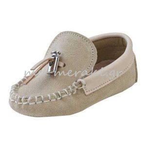 Παπούτσια Μοκασίνι Καστόρι Αγκαλιάς