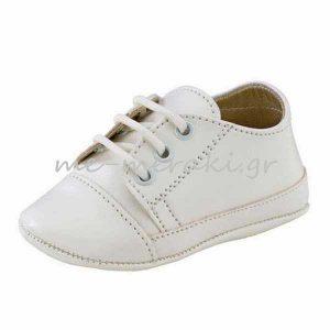 Παπούτσια Παπούτσια Βάπτισης Αγκαλιάς Αγόρι ΠΑΠΑ137
