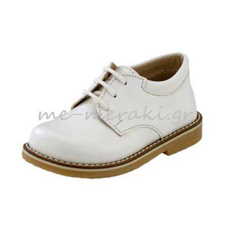 Παπούτσια Δερμάτινα Δετά Αγόρι