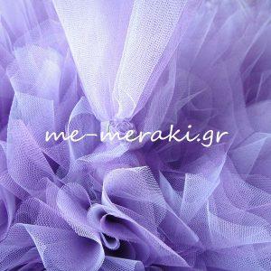 Μπομπονιέρα Γάμου Τούλι Τ24