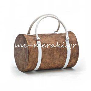 Τσάντα για Βαπτιστικά Ρούχα