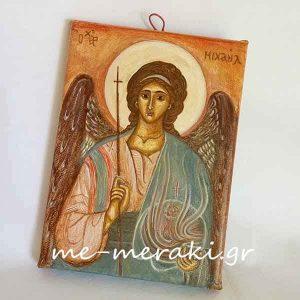 Εικόνα Αρχάγγελος Μιχαήλ ΑΓ01
