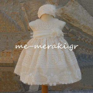 Βαπτιστικά ρούχα κορίτσι ΒΦΚ12
