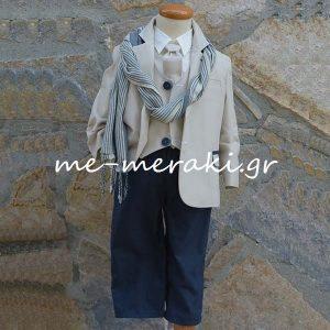 Βαπτιστικά ρούχα αγόρι ΒΚΑ33