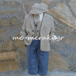 Βαπτιστικά ρούχα αγόρι ΒΚΑ41