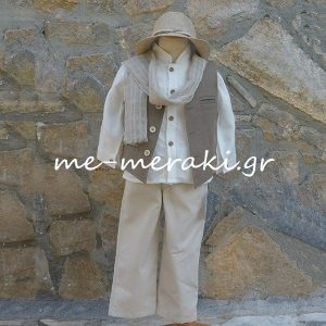 Βαπτιστικά ρούχα αγόρι ΒΚΑ42