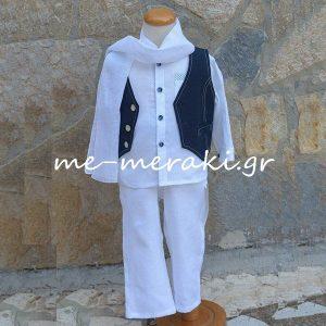 Βαπτιστικά ρούχα αγόρι ΒΚΑ47
