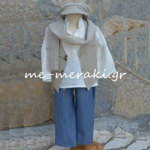 Βαπτιστικά ρούχα αγόρι ΒΚΑ48